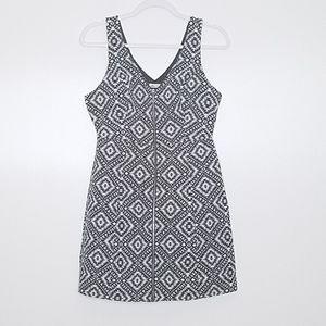 NWT Hollister Aztek Zip Up Dress